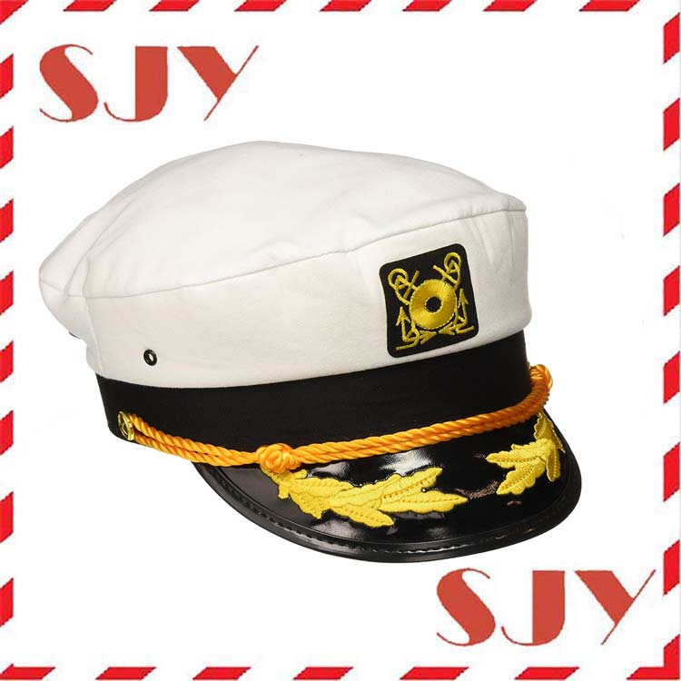 ff3c69953f7 Wholesale Custom Mens Fashion Airline Pilot Hats Captain Hat - Buy ...