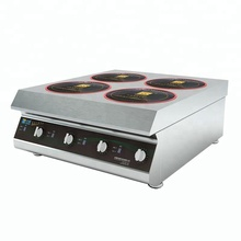 4 burner tabletop induction cooker