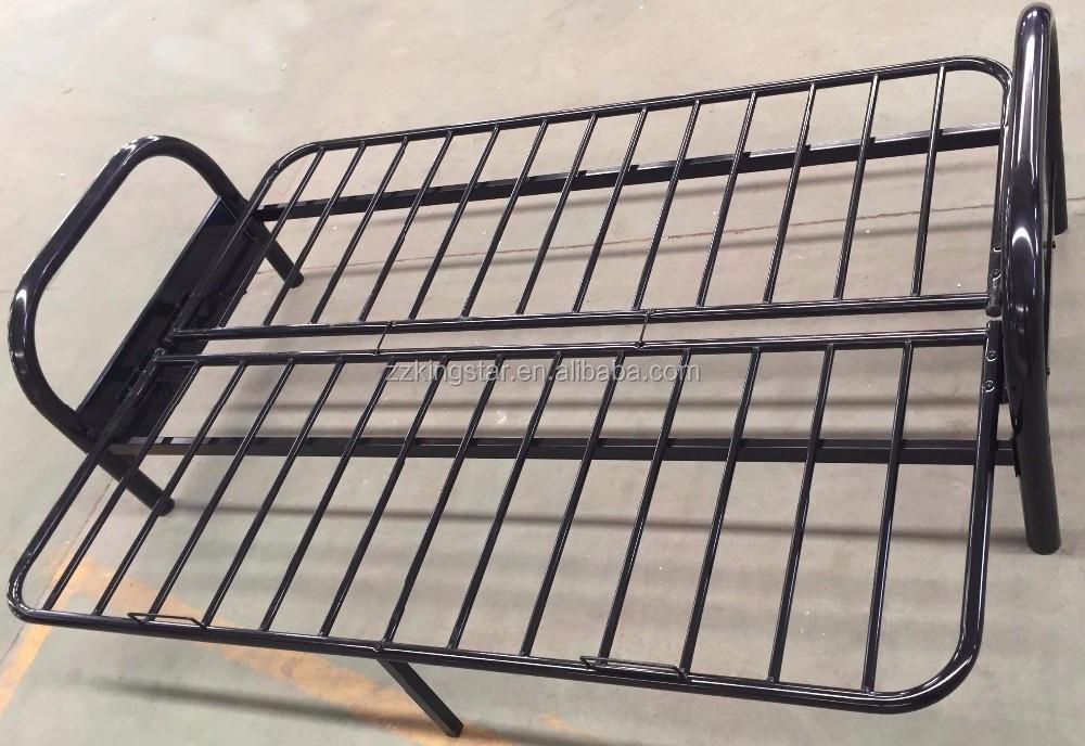 Schmiedeeisen Mobel Stahl Metall Klapp Sofa Cum Bett Buy Stahl