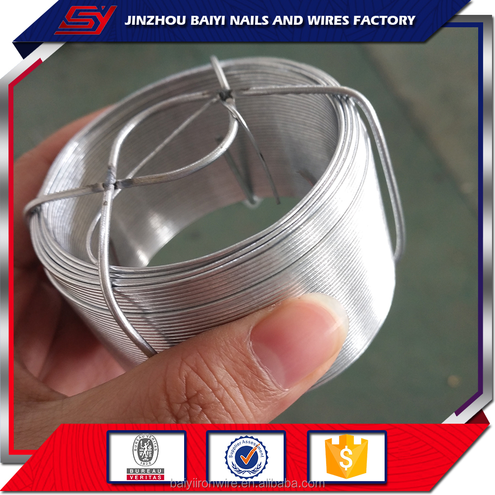 Anti-rust small coil iron wire for communication with nice price