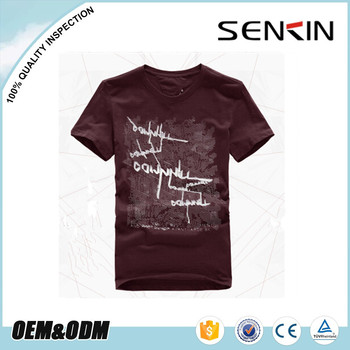 Oem Mens T-shirts,Short Sleeve T Shirts For Workers With Company ...
