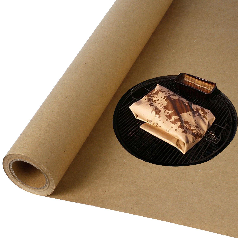 Brown Kraft Paper Roll 24 X 1800 Single Roll 150 Ft Long 100