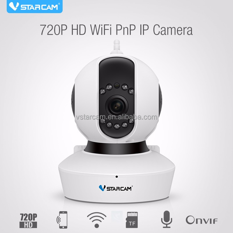 VStarcam 24 hours recording motion detection h.264 video compression ip camera