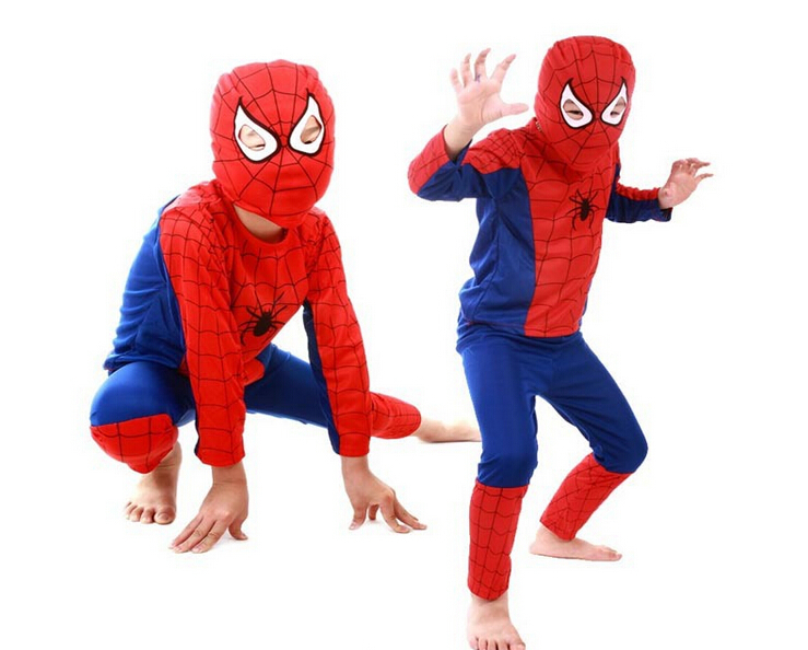 Get Quotations · Fashion kids Spring Autumn Spiderman Sports suit 3 pieces  set Tracksuits Kids Clothing sets Casual clothes 90dd84a90