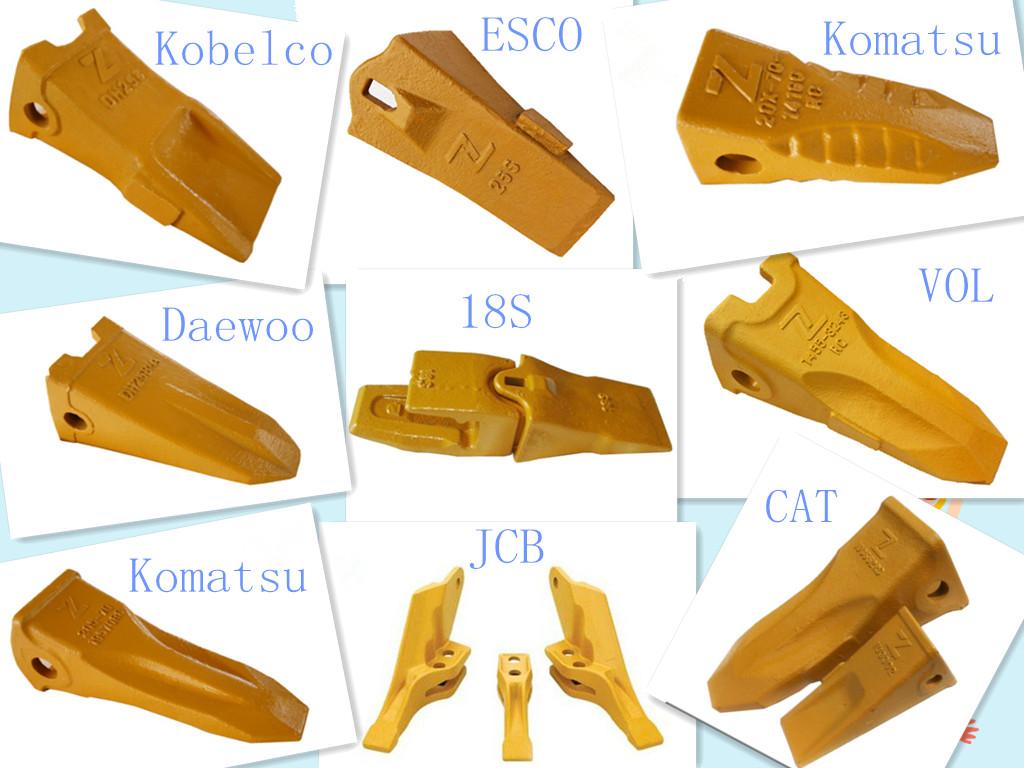 53103205 Dent Points Pour 3cx Dents De Godet D Excavatrice