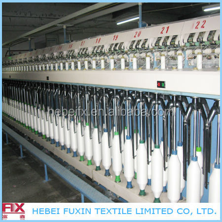 Pakistan Importer Require Blended Polycotton Yarns Cotton Yarn Agents in Karachi for Knitting