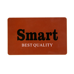 Plastic Business Cards High Quality Overlay /Blooming/Coating Magnetic Cards