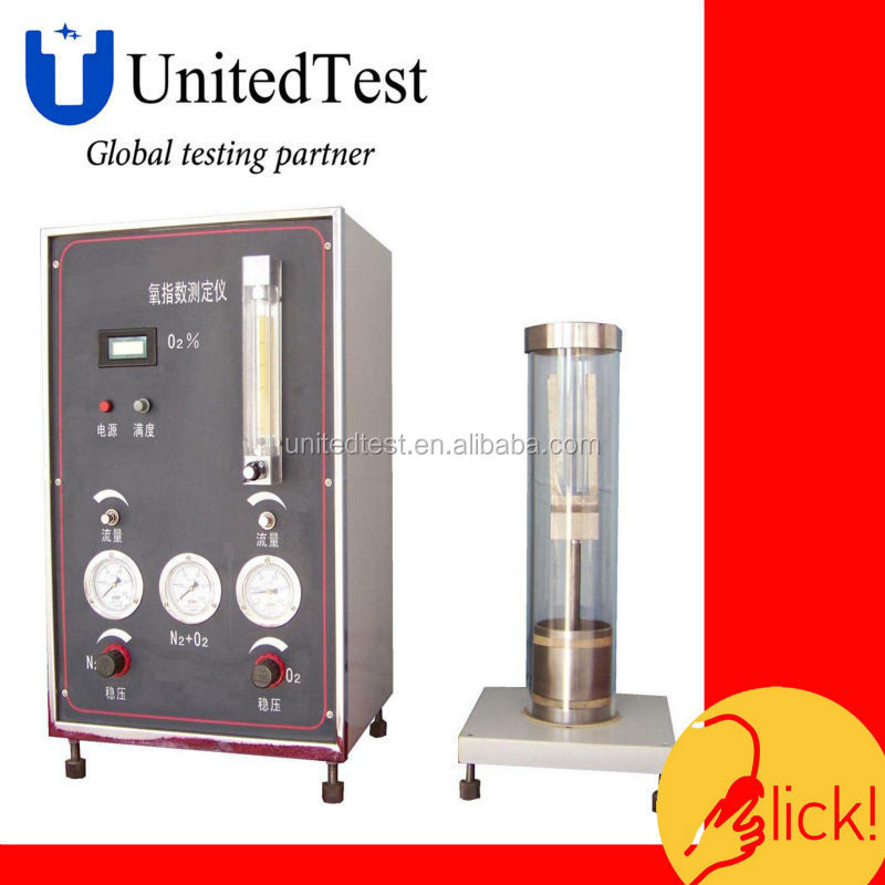 Index Oxygen thiết bị / chế Index Oxygen / chế Index Oxygen thử nghiệm