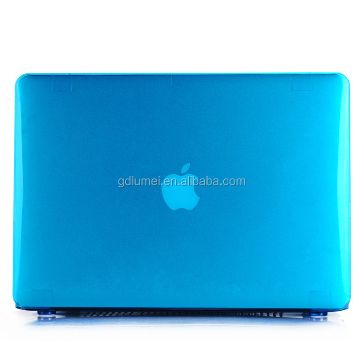 Custom Ultra Slim Colored PC Hard Shell Case For MacBook Pro Series