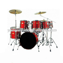 PVC Drum Set/7 STÜCKE percussion <span class=keywords><strong>musikinstrument</strong></span>/trommel kit