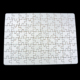 Blank Sublimation rectangle custom paper jigsaw Puzzle A5 mini puzzle diy toy