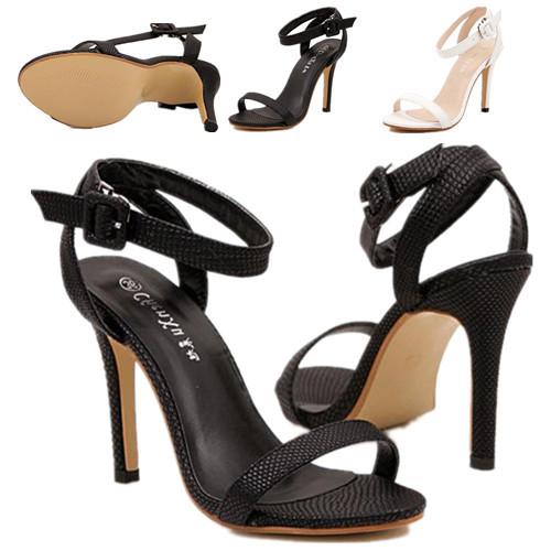 42e442d8c11 Fish Mouth Open Toe Sandals 2015 Summer Woman Sexy Thin Heels Sandals  Fashion Korean Women Shoes