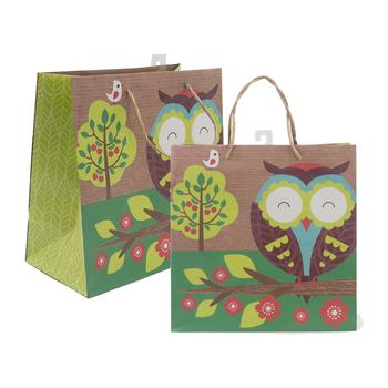 High Quality Handmade Shopping Paper Gift Bag View Handmade Paper