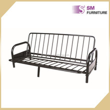 Home bedroom furniture antique iron folding metal bed for sale