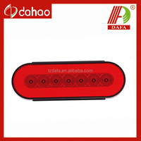 "6"" Oval Stop/Turn/Tail lights"