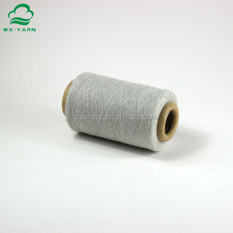 china factory high twist recycled yarn weaving yarn for weaving carpets