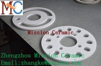 All Kinds Type Heat Resistant Customized Alumina Ceramic Parts