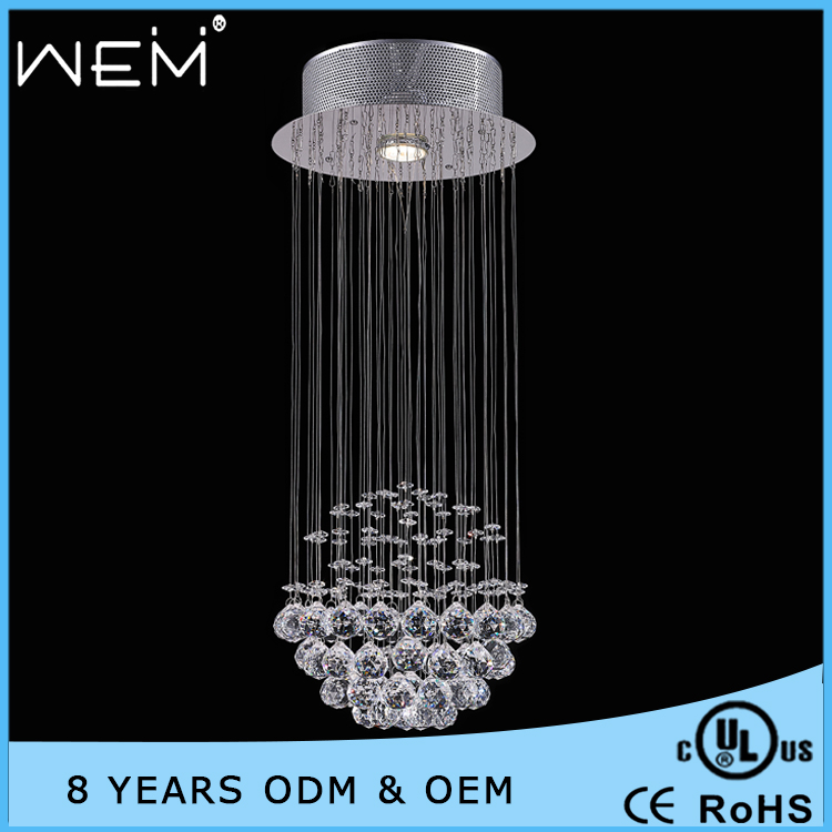 High Quality First Class K9 Luxury Small Crystal Chandeliers