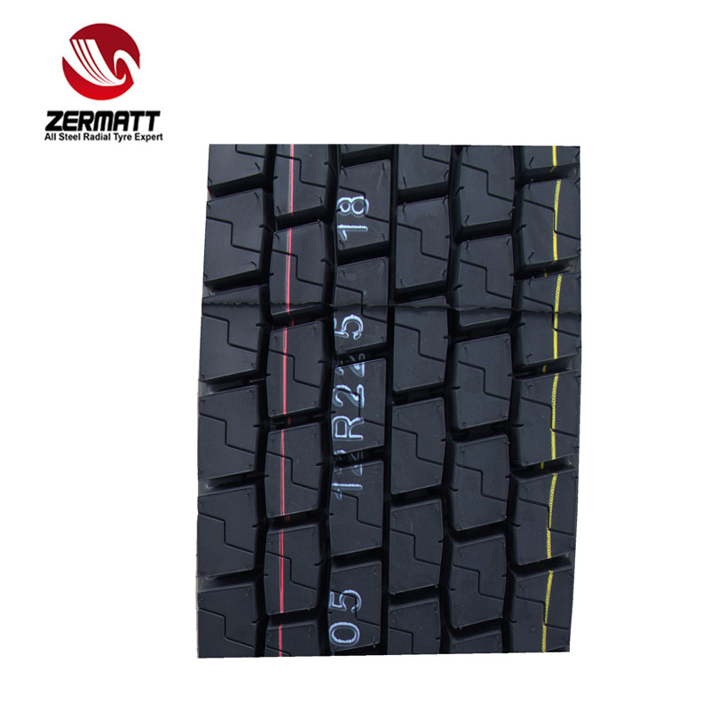 Low profile 22.5 truck tires all steel radial truck tires tubeless tires 11R22.5 12R22.5 315/80R22.5 with DOT ECE certificate