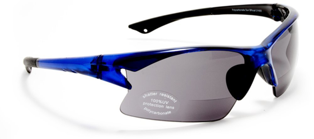 0531ee7b35 Bifocal Reading Sunglasses with Polycarbonate Lens for Sport