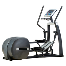 Commercial gym cardio machine cross trainer machine/elliptical machine with magnetic self power generating system