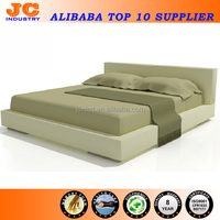Dubai Memory Foam King Size Bed