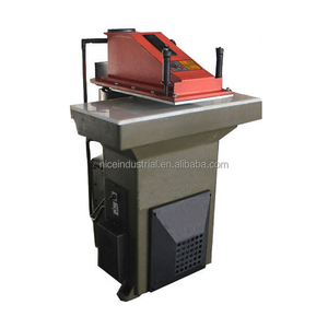 Shoe Cover Making Machine Slipper sole die cutting machine for leather cutting press