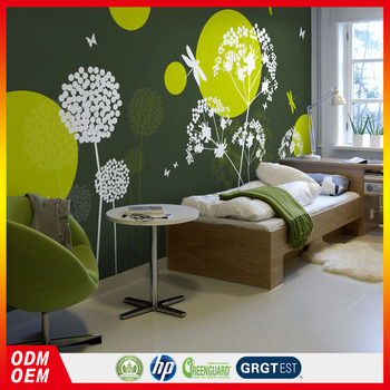 Self Adhesive Abstract Painting Wallpaper Wall Paper For Office Sofa Background Decor