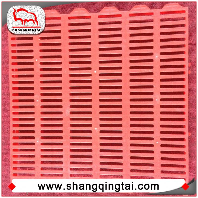 On Time Supply Pig House Anti Slippery Plastic Floor