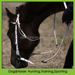 Sidepulle Padded Comfort Bitless Bridle & Reins