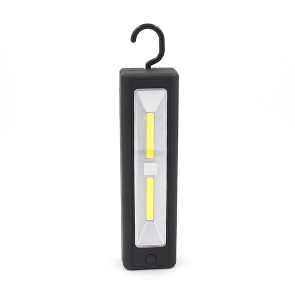 2016 New Design 2*COB Work Light With Magnetic Super Bright Flashlight 200 Lumen