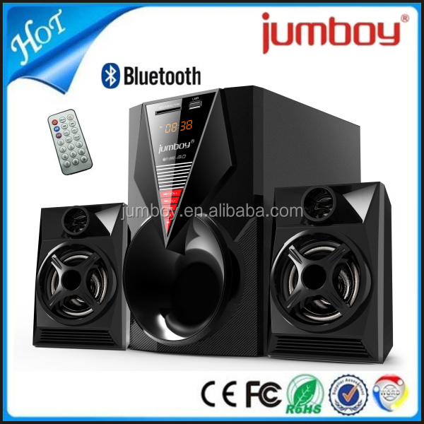 Privado molde mini Bluetooth 2,1 multimedia altavoz de la computadora con USB/SD/FM/