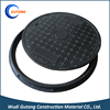 OEM support plastic manhole covers and gully d400