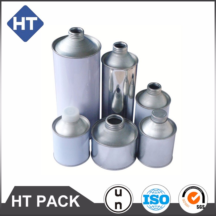 5L/3L/2L/1L chemical motor oil cans paint square metal tin can with lid