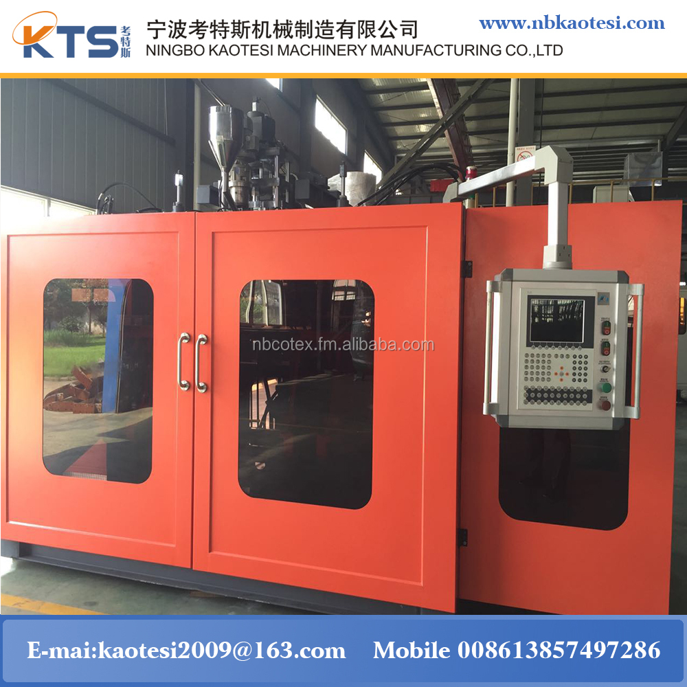 500L Extrusion blow molding machine factory