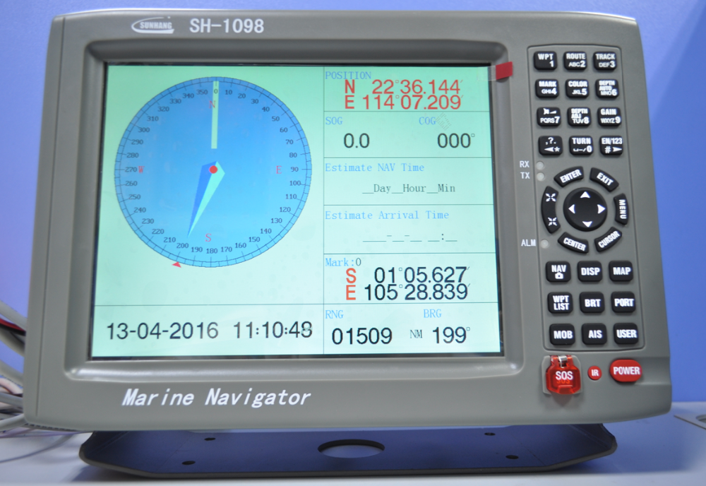 2016 Marine Ais Transponder Receiver Combo Fish Finder