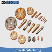 custom aluminum precision CNC machining parts services