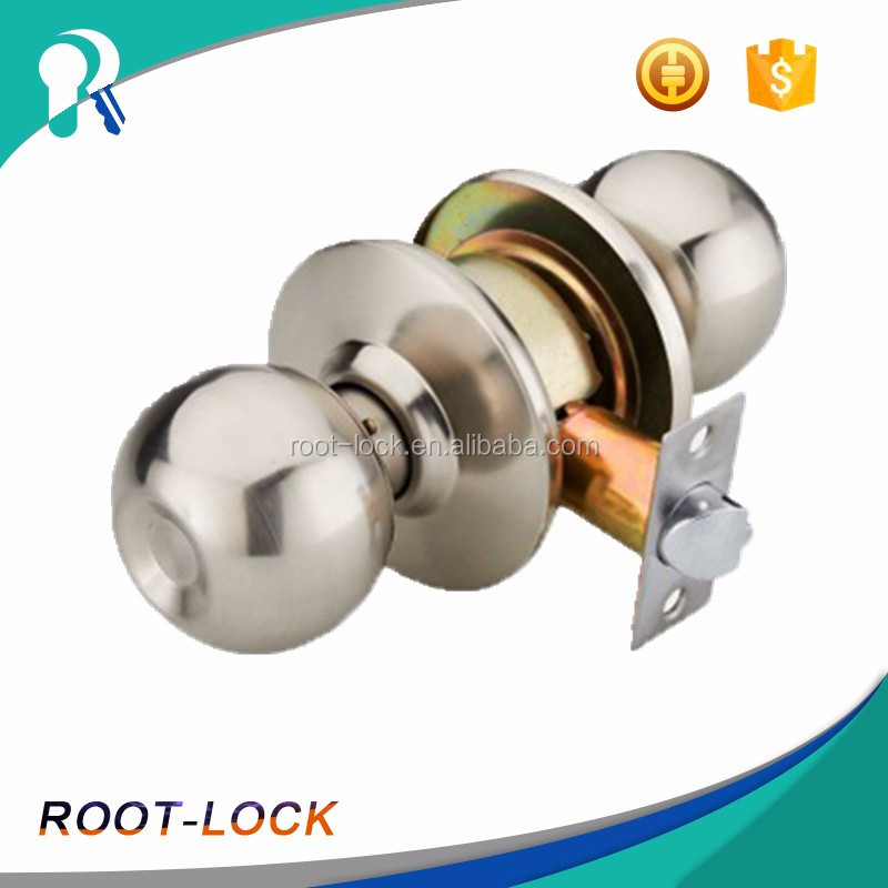 Round Knob Door Lock, Round Knob Door Lock Suppliers and ...
