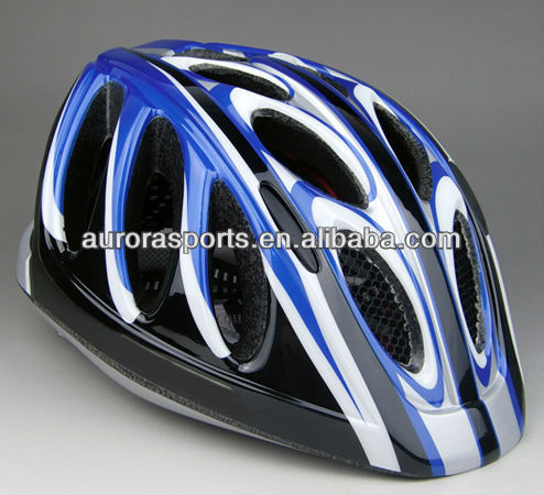 thailand adults LED lights bike helmet with CE