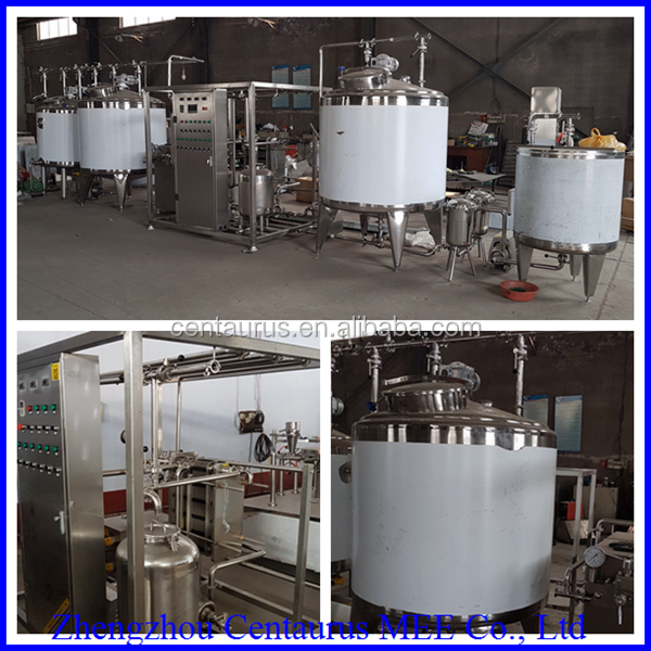Circulating cooling beer pasteurization machine for yoghourt