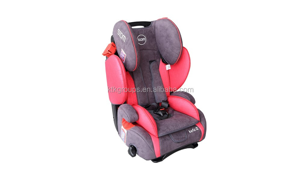 Blow molding HDPE portable baby safety car seat selling in China