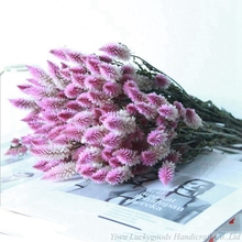LF668 도매 인공 플라스틱 <span class=keywords><strong>라벤더</strong></span> 꽃 small grass 식물 wedding decoration