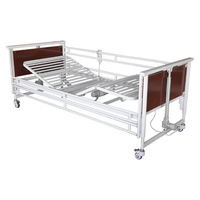 SK011-3 Electric Motorized Hospital Patient Icu Therapy Bed