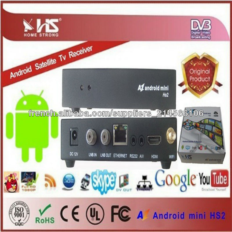 Carte Satellite Usb Algerie.Algerie Android Dvbs2 Recepteur Tv Satellite Az Android Mini