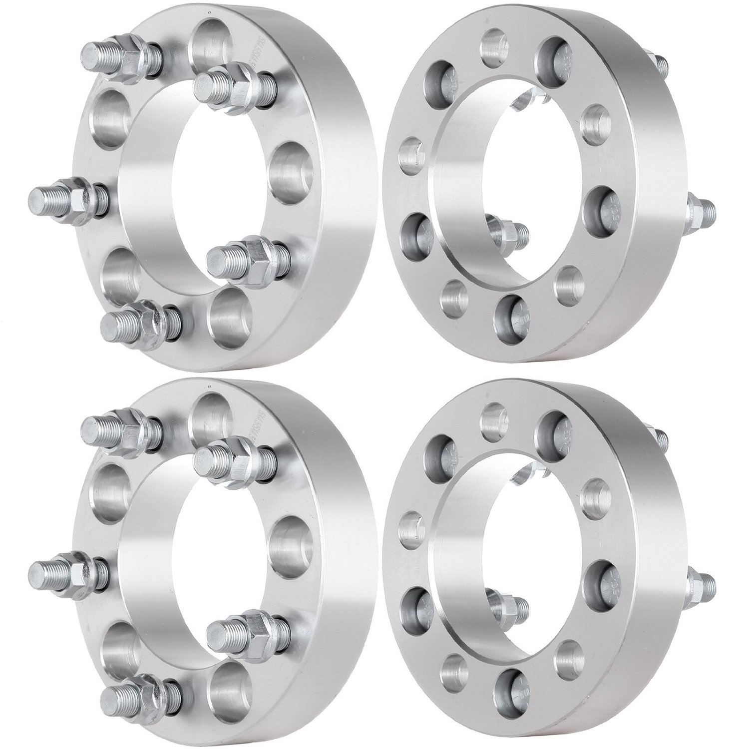 "Scitoo 4PCS 1.25"" or 32mm 5x4.5 wheel spacers For Jeep Wrangler Liberty Comanche Cherokee Grand Cherokee"