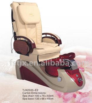 Hot Sale Pedicure Foot Spa Massage Chair Portable Pedicure Chair Shiatsu Mass