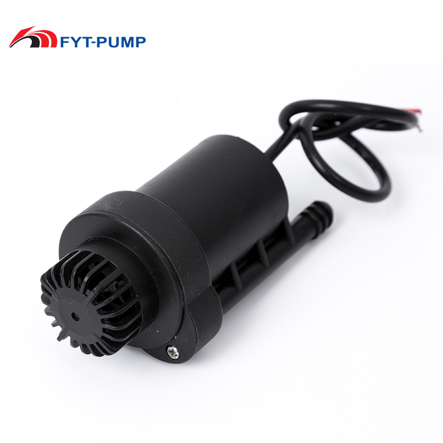 new style 12V mini Brushless powered heat DC parts washer pumps