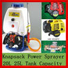 90% Exported Agriculture Gasoline 2 / 4 Stroke Knapsack Power Sprayer 708