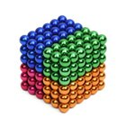 216 Pcs 3/4/5mm colorful Neodymium Magnets Ball for industrial