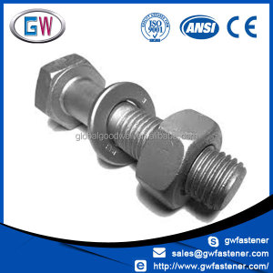 Free Sample Factory Low Price Bolt and Nut